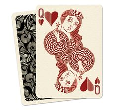 ROYAL OPTIK Playing Card Deck by Uusi — Kickstarter