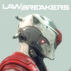 This is the Hellcat skin from the game LawBreakers, Check it out at.. http://lawbreakers.nexon.net/en/buynow Concept by James Hawkins