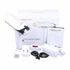 Permanent Hair Removal Machine Laser IPL Painless for Women Men Face Full  Body  lescolton Best 70167dd16dc2