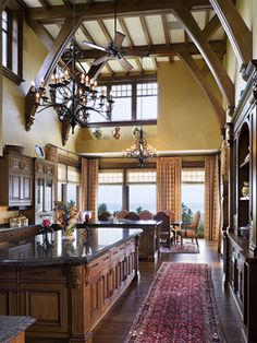 This kitchen is awesome!