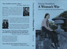 Cover of the book of Frances Donaldson's War Letters - A Woman's War