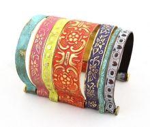 Beautiful Sibilia bracelet, love the colors!