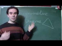 Vidéos : qu'est-ce que la trigonométrie ?
