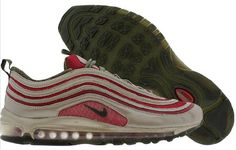 You will be surprised by the nice Good Nike Air Max 97 Olive Red Mens Shoes. Low shipping costs of cheap Good Nike Air Max 97 Olive Red Mens Shoes is from our vast selection of best air max styles. SHIPPING BY DHL SALE PRICE: £35.41