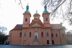 kostel sv. Vavřince/ Petřín /palliardi