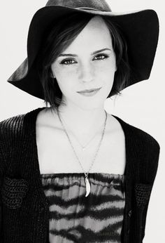 "Emma Watson | ""I don't want the fear of failure to stop me from doing what I really care about."""