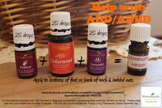 ADD/ADHD - Young Living Essential Oils More