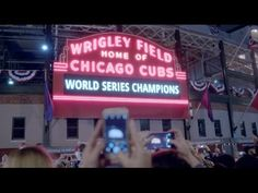 """""""Someday"""" Chicago Cubs 2016 World Series Victory Song - YouTube"""