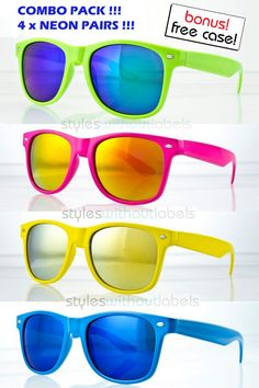 SUMMER!! want the green ones! :)