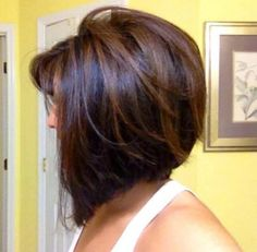 Love this cut !! SASSY......love the color too