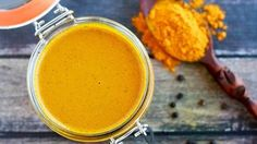 'La vera ricetta del latte d'oro, coccola alla curcuma