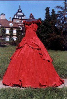 La Pompadour Kleider des Biedermeier