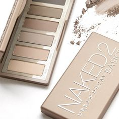 Still obsessed with #Naked2 Basics.