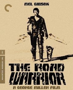 The Road Warrior #movie #madmax #poster