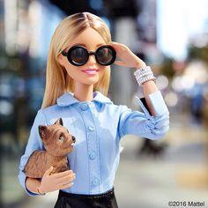 WEBSTA @ barbiestyle - Looking forward to the weekend! #barbie #barbiestyle