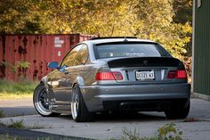 FIrst Class Fitment: EXCUZE M3 by J.Owen Photo, via Flickr