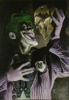 Joker by Simone Bianchi