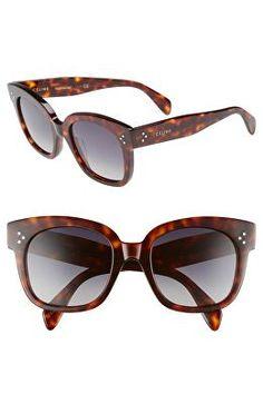 161e4f2c17c CÉLINE Designer 54mm Square Sunglasses