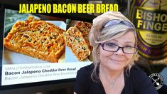 Isolation calls for strange recipes and BBQs on your own, tried to make Jalapeno bacon beer bread to have with my garden BBQ, It was EPIC, such an easy recip. Bacon Beer, Jalapeno Cheddar, Dawn Pictures, Stuffed Jalapenos With Bacon, More Beer, Beer Bread, Digger, Food To Make, Bbq