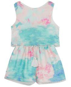 Girls Summer Outfits, Cute Girl Outfits, Little Girl Outfits, Cute Outfits For Kids, Toddler Girl Outfits, Cute Casual Outfits, Simple Outfits, Summer Girls, Toddler Girls Clothes