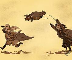 Lancer de nains!!