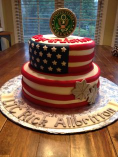 US Army promotion - Top Trends Military Retirement Parties, Retirement Celebration, Retirement Cakes, Army Cake, Military Cake, Pinning Ceremony, Welcome Home Parties, Army Party, Promotion Party