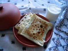 Gozleme...a Turkish dish that is just delish.  Looks pretty easy, so I must try this one myself.