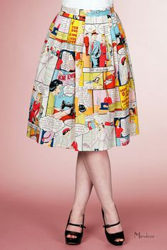Victory Parade, dresses for occasions. Quirky prints in retro styles Sizes 6 - 20 Group Cosplay, Victory Parade, Geek Girls, Modern Outfits, Retro Vintage, Vintage Style, Occasion Dresses, Victorious, Work Wear