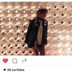 Regram @camilabauers ! A linda e querida blogueira Catarinense fez um click mara em NY com sua jaqueta/colete #5thavenue. Nós amamos! ❤️ #semprecoleteria♡ #coleteria #coletejeans #jaquetajeans  www.coleteria.com.br