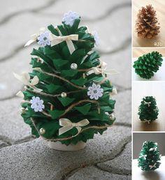 DIY Christmas ornament.
