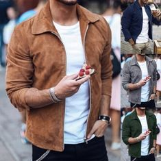 4a5aa4f6cf1 13 Best Men clothing- Jackets images in 2019