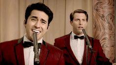 Jersey Boys (Frankie Valli and the Four Seasons-Frankie Valli ve Dört Mevsim) John Lloyd Young-Michael Lomenda