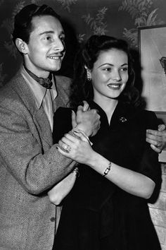 Oleg Cassini (11 April 1913 – 17 March 2006) was a French-born American fashion designer. Cassini dressed numerous stars creating some of the most memorable moments in international fashion and film. With his designs for Jacqueline Kennedy he garnered admiration and even awe, for American fashion design. ( Gene Tierney & Oleg Cassini )