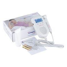 Angelsounds JPD-100S6 LCD Dispositivo para Escuchar los Ecos Latidos Corazón de Bebé Monitor de Fetal Control Ultrasonido: Amazon.es: Bebé