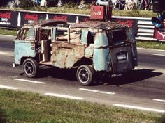 KOMBI RAT ROD
