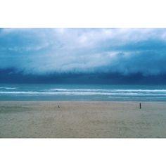 Korte storm op Texel brengt mooie foto's
