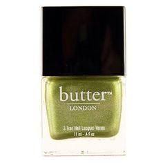 """Butter London nailpolish in """"Dosh."""" $14"""