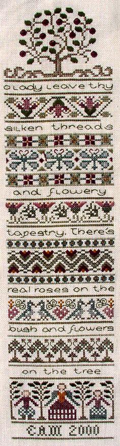 real roses Drawn Thread