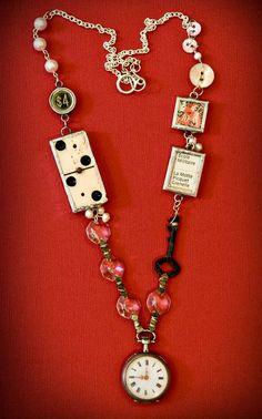 necklace - Sande Krieger