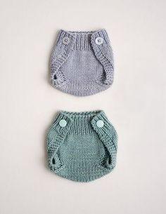Patrón en pdf bolso-mochila de punto Patrón en pdf de braguita de bebé 0-3 meses Patron jersei manga corta prima...