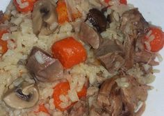 Meat Recipes, Grains, Rice, Cook Books, Chicken, Cooking, Food, Kitchen, Cookery Books