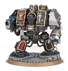 Deathwatch Venerable Dreadnought #Warhammer40K