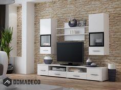 Modern wall units | living room wall units | contemporary wall units | wall units for tv | tv cabinets | oak wall unit | classic wall units | oak wall units