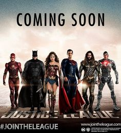 Superman Featured in new Justice League Promo Image