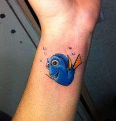 Pin Finding Nemo Fish Tattoo On Trisha Chest Celebrity Pictures ...