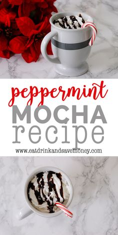 Wow! This is an amazing peppermint mocha recipe! Stop spending money on takeout coffee and start making your own. You'll never miss the coffee shop with this recipe.   Peppermint mocha recipe to save you money on takeout coffee + Ninja Coffee Bar System Giveaway! http://eatdrinkandsavemoney.com/2016/12/07/peppermint-mocha-recipe-to-save-you-money-on-takeout-coffee/   #NinjaBarista #IC #ad