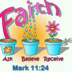 ask.....believe.....receive