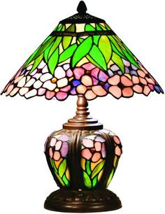Tiffany Light  . Stained Glass ...