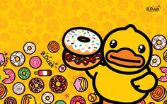 Free Desktop Wallpaper, Kawaii Wallpaper, Wallpapers, Binder Covers, Rubber Duck, Diy And Crafts, Lime, Xmas, Ducks