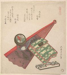 Katsushika Hokusai, (Japanese, Tokyo (Edo) 1760–1849 Tokyo (Edo)). Horse Pattern (Koma shōbu), from the series Horses, 1822. The Metropolitan Museum of Art, New York. Rogers Fund, 1922 (JP1393) #AsianArt100 #horses
